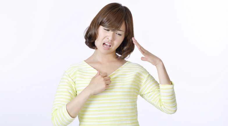 多汗症の原因は?続発性多汗症と原発性多汗症とは