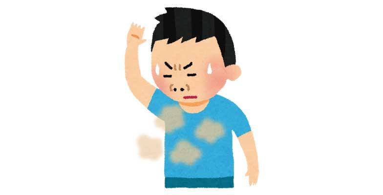 汗がアンモニア臭い!原因と対策は?病気の可能性もあるって本当?